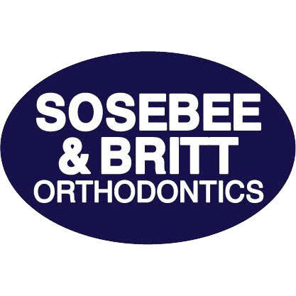 Magnet Decal for Sosebee and Britt Orthodontics in Oakwood and Gainesville GA