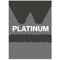 2018 Platinum Invisalign Provider logo